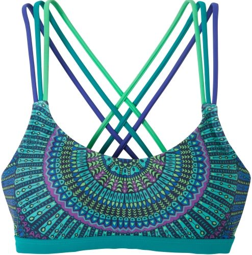 I like the colors, the style, and the pattern.  I want this swimsuit top!