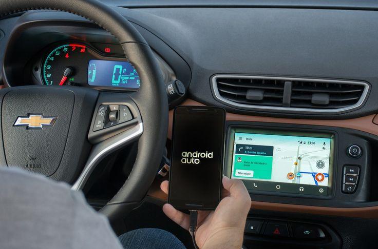 #TimBeta #TimBeta Waze já pode ser usado em carros com Android Auto #BetaLab #BetaLab