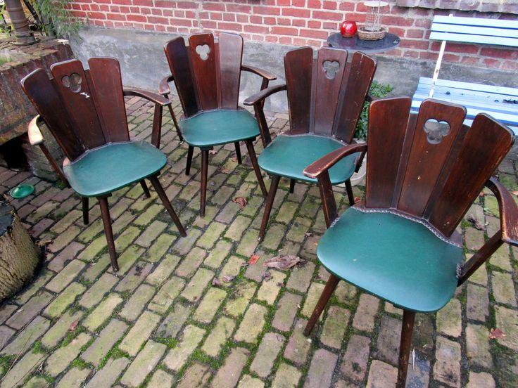 Caf stoelen stuks with cafe stoelen te koop for Horeca tafels en stoelen te koop