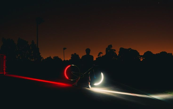 Revolights bike lights - what an awesome safety gadget for kids!