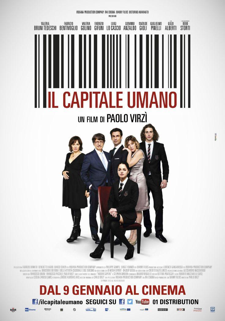 Il capitale umano, dal 9 gennaio al cinema.