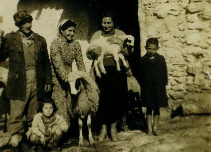 Αγροτική οικογένεια