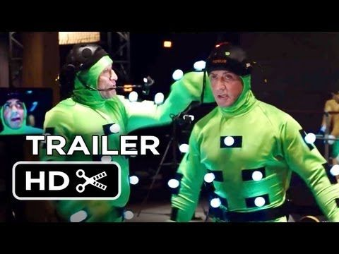 ▶ Grudge Match TRAILER 1 (2013) - Robert De Niro, Sylvester Stallone Movie HD - YouTube