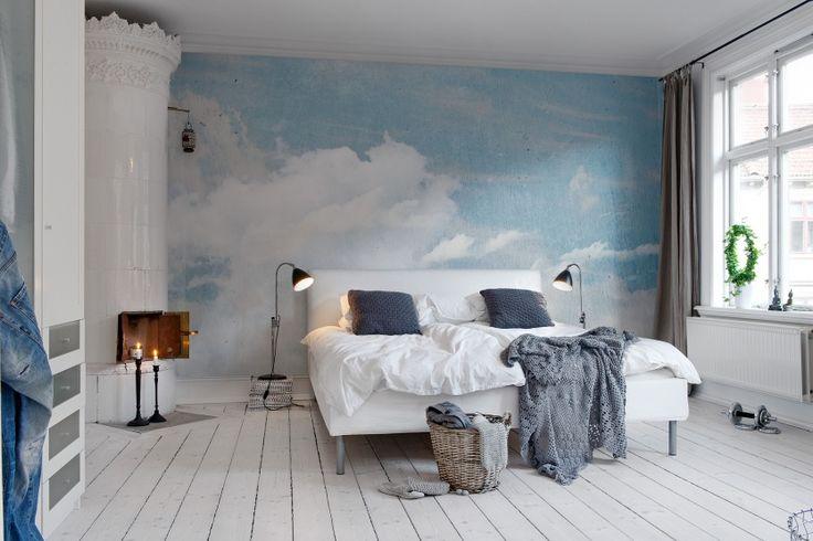 Hey, look at this wallpaper from Rebel Walls, Cloud Puff! #rebelwalls #wallpaper #wallmurals