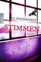 Zeit für neue Genres: Rezension: Stimmen - Ursula Poznanski