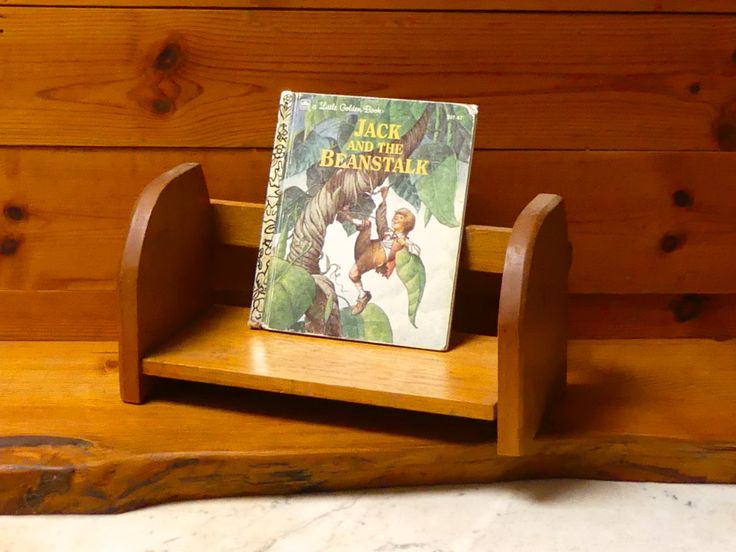 Vintage 1990's Little Golden Book ' Jack And The Beanstalk' No: 207-67 by JessaBellas on Etsy