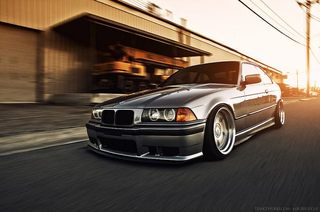 Mike Burroughs photography E36