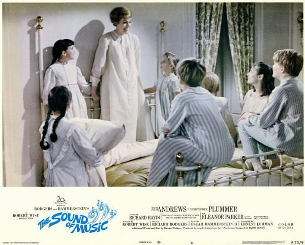 """CAST: Julie Andrews, Christopher Plummer, Eleanor Parker, Peggy Wood, Charmian Carr, Heather Menzies, Marni Nixon, Richard Haydn, Anna Lee, Norma Varden, Nicholas Hammond, Angela Cartwright, Portia Nelson, Duane Chase, Debbie Turner, Kym Karath; DIRECTED BY: Robert Wise; PRODUCER: Robert Wise;  Features:    11"""" x 14""""   Packaged with care - ships in sturdy reinforced packing material   Made in the USA  SHIPS IN 1-3 DAYS"""