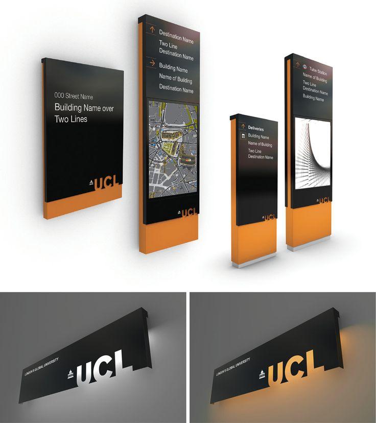 fwdesign: wayfinding & design consultants | UCL