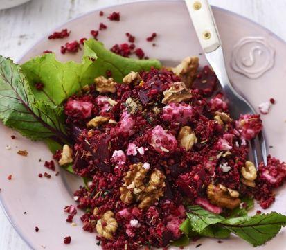 Lekker recept van Rens Kroes: maak je eigen bietensalade
