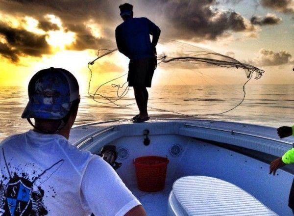 Fishing Charter & Lodge Venice, Louisiana | Home Run Fishing Charters