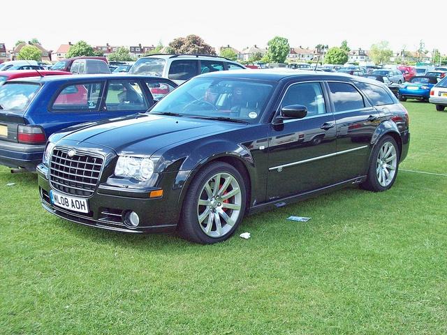 Chrysler 300 C Touring 57I V8 AUT