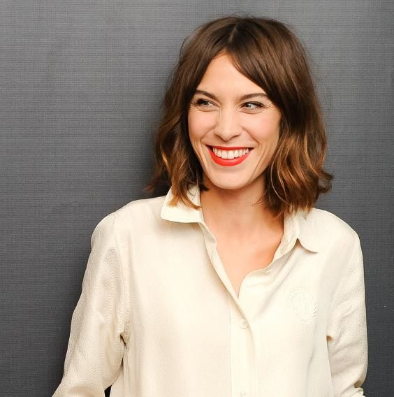Alexa Chung, Queen of the Bob