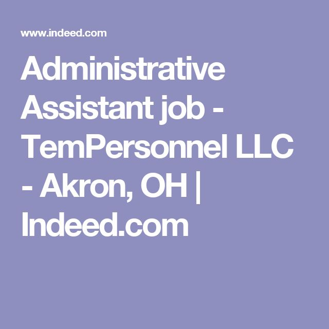 Administrative Assistant Jobs Employment In Colorado Springs CO