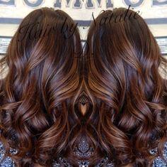 60 Balayage Haarfarbe Ideen mit Blond, Braun, Karamell und Rot Highlights