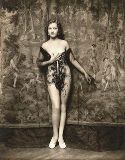 Anna Lee Patterson, Ziegfeld Girl by Alfred Cheney Johnston