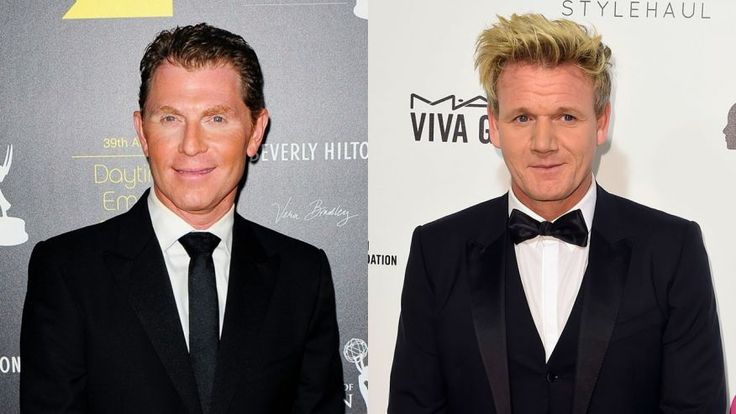 Bobby Flay wants to face Gordon Ramsay in a pay-per-view cook-off | Fox News