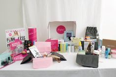 Beauty Box Subscription Gift Guide