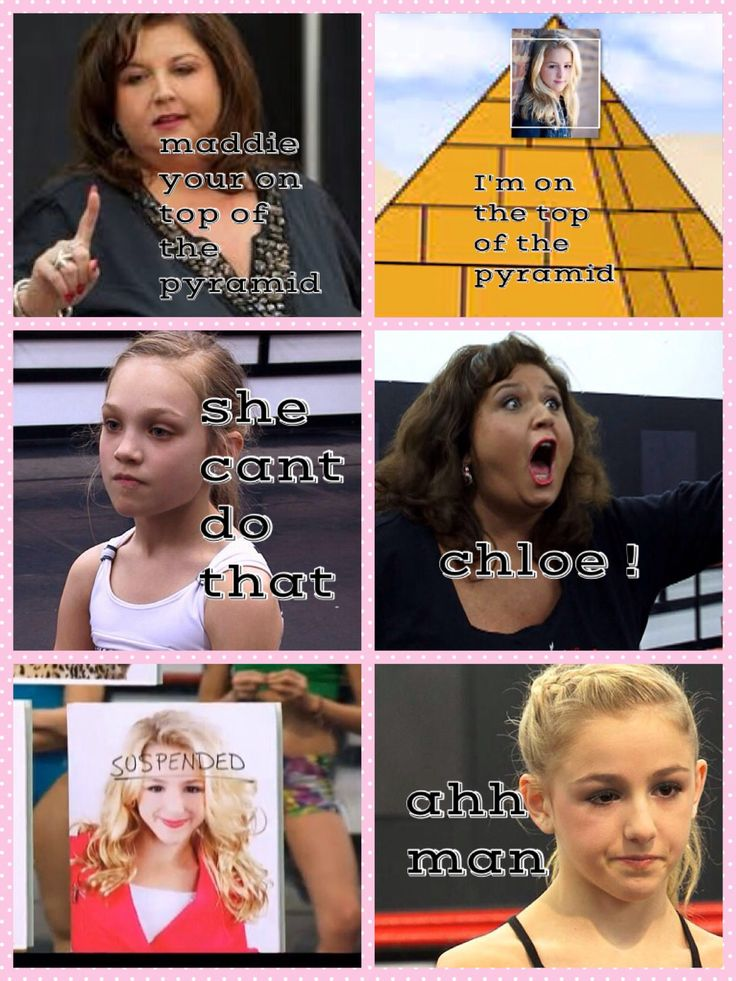 dance moms comics made by me
