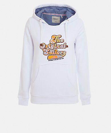 Sweatshirt com capuz Novidades Mulher | QUEBRAMAR - Shop Online