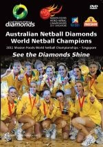 Re-live the drama and excitement of the Australian Diamonds' 2011 World Netball Championship victory with a commemorative DVD celebrating Australia's 10th world championship title after defeating the New Zealand Silver Ferns in extra-time.