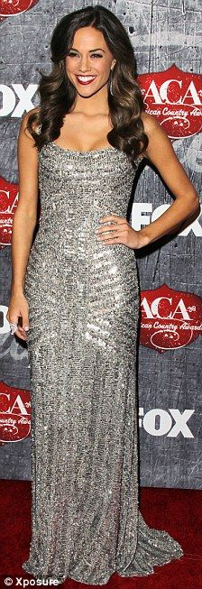 Were mistaken, Jana kramer dress