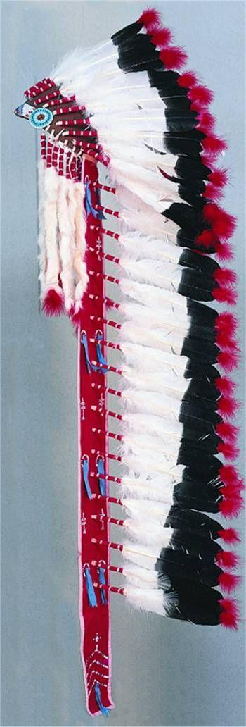 NativeAmericanVault.com - Warbonnet Headdress Kit - Single Trailer, $69.99 (http://www.nativeamericanvault.com/warbonnet-headdress-kit-single-trailer/)