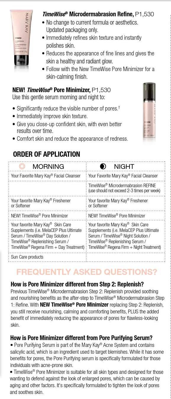 #ClippedOnIssuu from September 2015 Applause Magazine Mary Kay Philippines  Https://www.marykay.com/jrooney93/en-US/