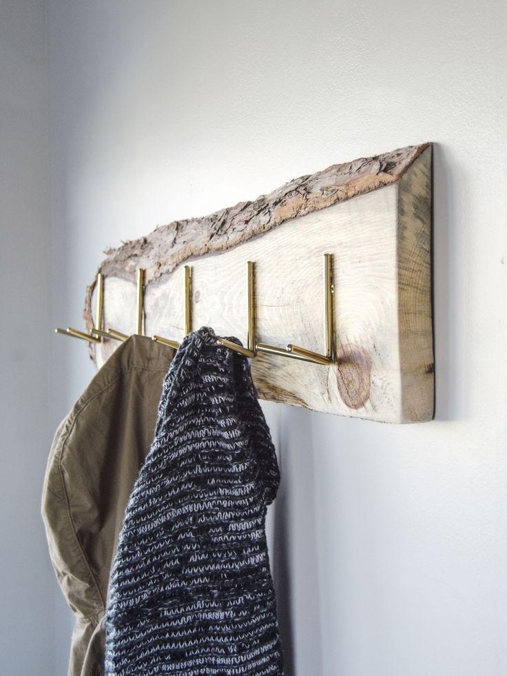 20+ Diy coat hooks wall mounted ideas