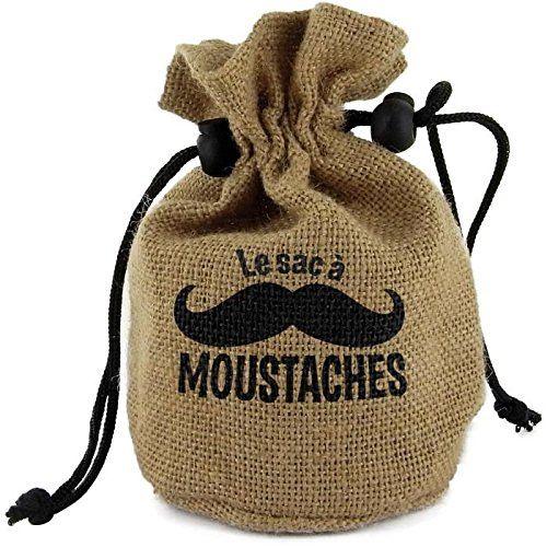Asmodée – CARSAM01 – Jeux d'ambiance – Sac à Moustaches: A partir de 8 ans Nombre de joueurs : 1 à 8 joueurs Durée de jeu : 10 minutes Cet…