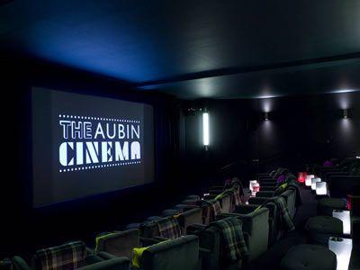 The Aubin Cinema - The Experience