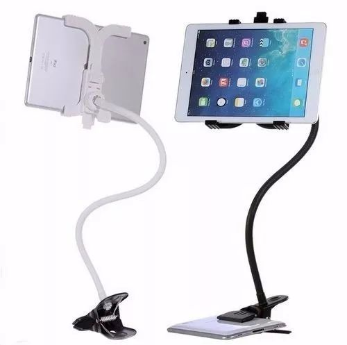 suporte universal articulado ipad gps tv tablet