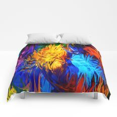 The Mysterious Face Comforters