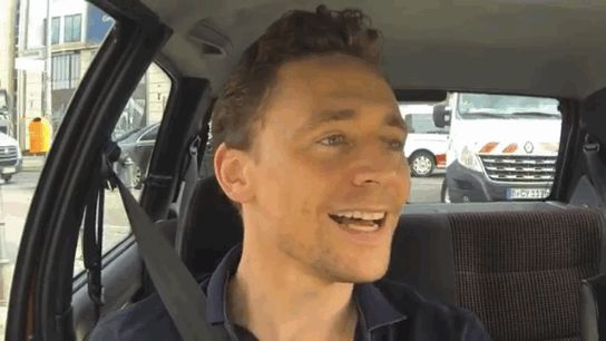"""Watching Tom Hiddleston Sing """"Stand By Me"""" Will Make You Involuntarily Smile"""