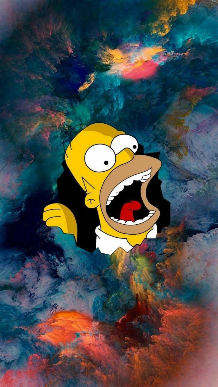 Homer Simpson Disney çizimleri, Disney hayran sanatı
