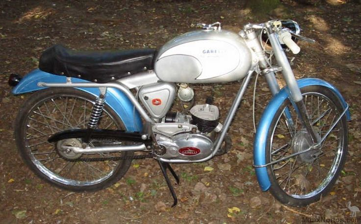 Garelli 1963 50cc Super Sport