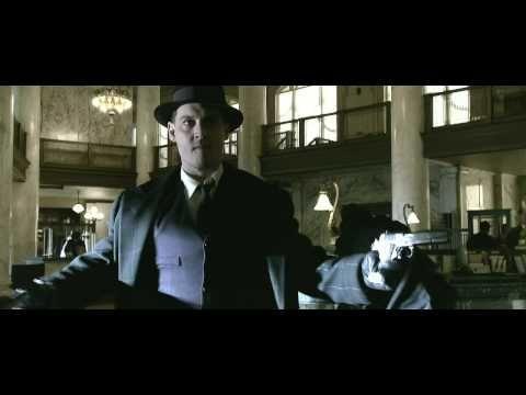 Gangster Movie Month! Public Enemies Trailer - Johnny Depp, Marion Cotillard