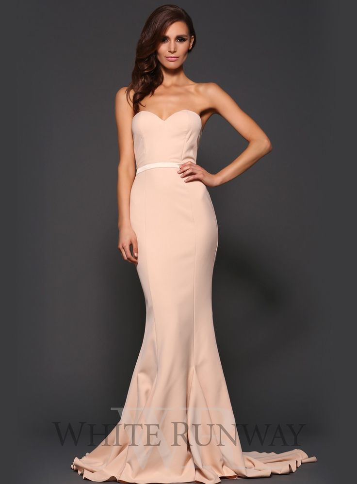 Nude Arianna Dress by Elle Zeitoune | Dresses | Pinterest ...