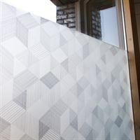 Graphite window screen film - 48x120 cm - Siluett Frost - 33 GBP from UK