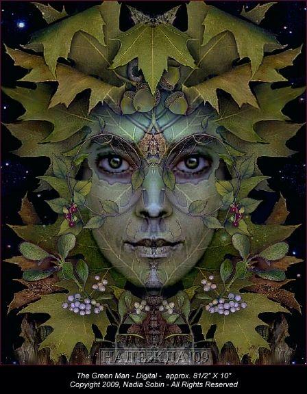 The Green man - Google Search