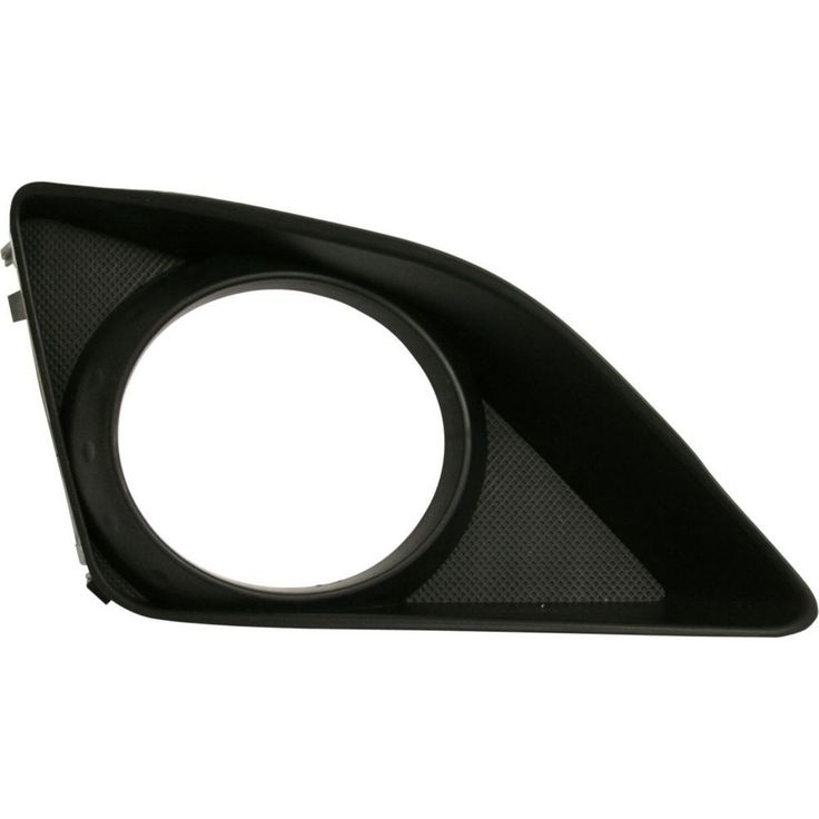 NEW TO1039116 FITS 2009-2010 TOYOTA COROLLA FOG LAMP MOLDING RH PASSENGER SIDE  #BrandNewAftermarketReplacementPart