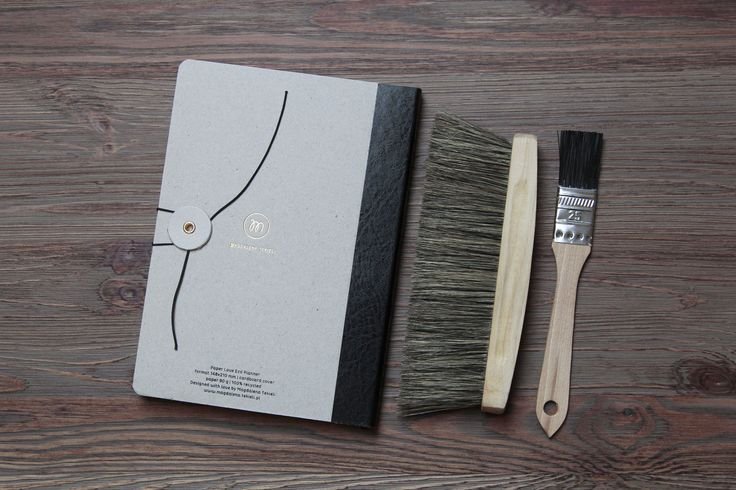 Notes, Planner & Calendar Paper Love Terrazzo Planner by Magdalena Tekieli