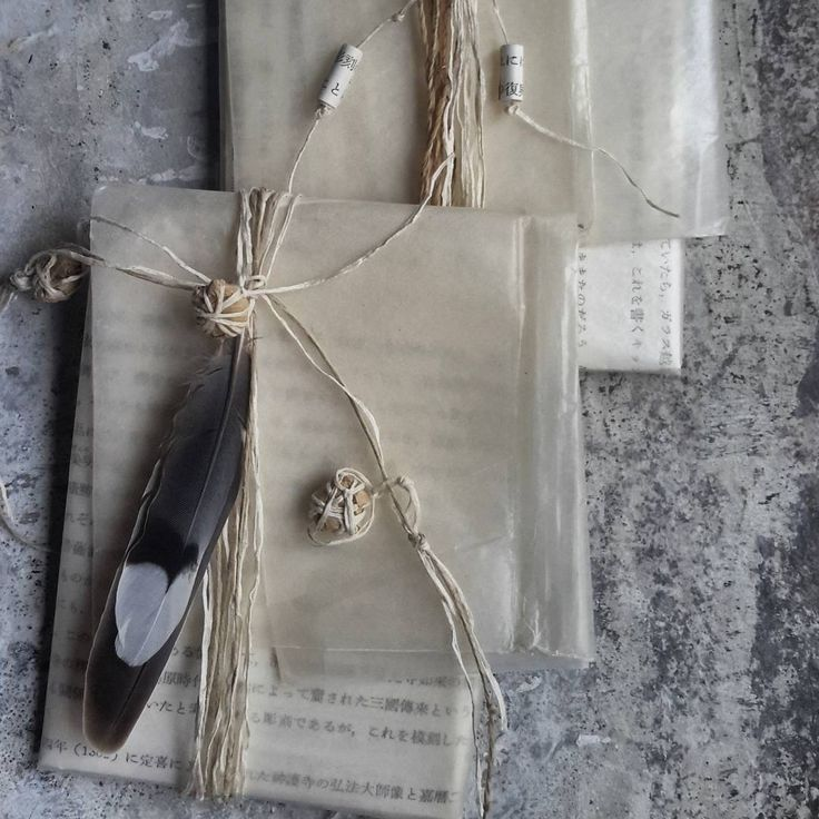 Paper bundles, Leslie Avon Miller #paper #bundle #neutral