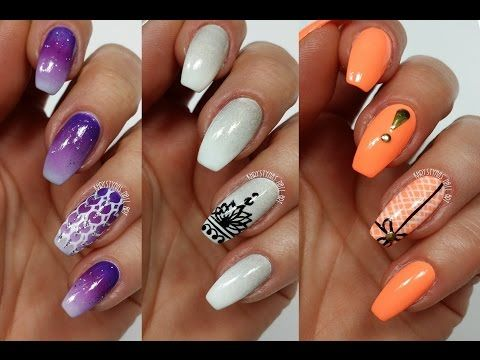 183 best Nails, Nails, Nails. Khrystynas Nail Art (videos) images on ...