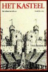 Het kasteel   deBoekensalon.nl   Op uiterst gedetailleerde wijze volgt een stapsgewijze explicatie in woord en beeld van de bouw van een middeleeuws kasteel. De gehanteerde woordkeus en woordstijl vereisen toch een wat ruimere leeservaring, zodat begeleiding voor de oudste basisschoolkinderen onontbeerlijk zal zijn. Vanaf 11 à 12 jaar.