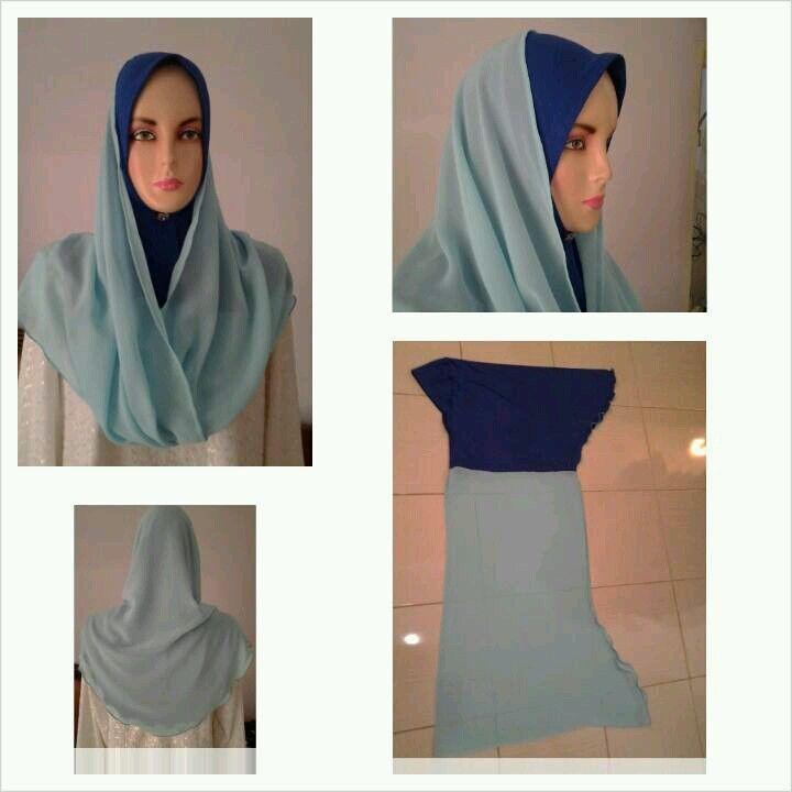 Loop shawl