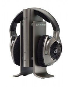 Sennheiser RS180 - wireless headphones for TV with Dolby Digital and Surround Sound