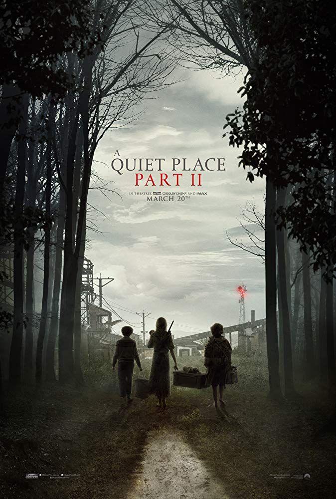 Sessiz Bir Yer 2 (A Quiet Place 2), 2020 | John krasinski, Tam ...