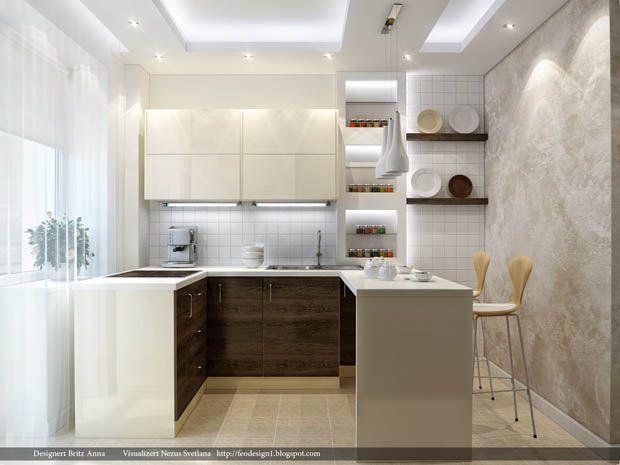 แต่งห้องครัว3D
