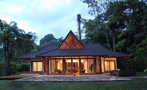 Bali House, Playa Chiquita Costa Rica